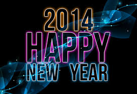 hapy new year 2014